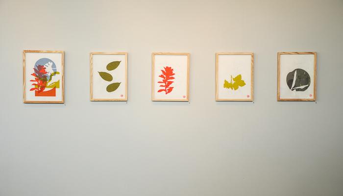 5 Plant Room Prints