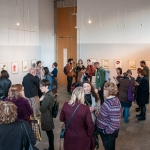 The Plant Room exhibition launch